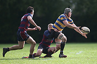 Upminster RFC vs East London RFC, London 3 Essex Division Rugby Union at Hall Lane Playing Fields on 19th October 2019