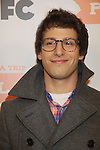 Andy Samberg attends the Portlandia Season 2 Premiere Screening on January 5, 2012 at the American Museum of Natural History, New York City, New York. (Photo by Sue Coflin/Max Photos)