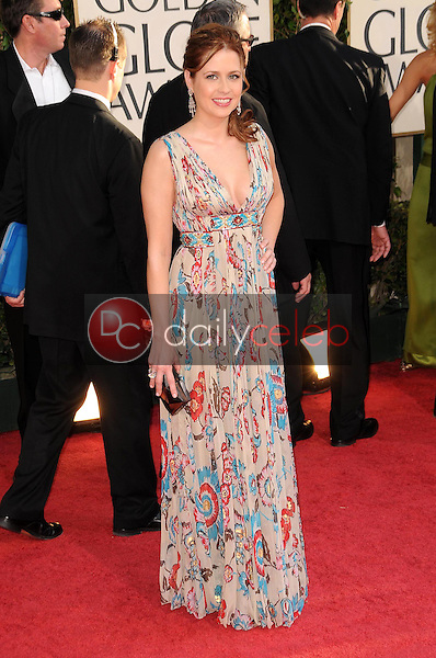 Jenna Fischer<br />at the 66th Annual Golden Globe Awards. Beverly Hilton Hotel, Beverly Hills, CA. 01-11-09<br />Dave Edwards/DailyCeleb.com 818-249-4998