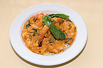 Seafood & Pasta, B Line Diner, Orlando, Florida