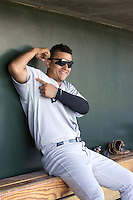 Jose Iglesias - Peoria Javelinas - 2010 Arizona Fall League.Photo by:  Bill Mitchell/Four Seam Images..