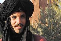 Young Berber nomad