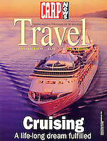 "Carp ""Travel"" Magazine Cover 1999"