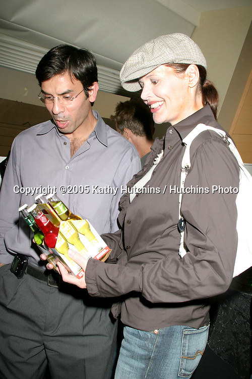 .GBK Productions Emmy Gifting Lounge.Sofitel Hotel.August 24 & 25, 2006.©2006 Kathy Hutchins / Hutchins Photo....                 .