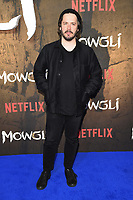 """Edgar Wright<br /> arriving for the""""Mowgli: Legend of the Jungle"""" premiere at the Curzon Mayfair, London<br /> <br /> ©Ash Knotek  D3464  04/12/2018"""