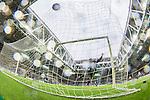 Stockholm 2015-05-30 Fotboll Allsvenskan Hammarby IF - Halmstads BK :  <br /> Hammarbys Jan Gunnar Solli g&ouml;r 2-2 bakom Halmstads m&aring;lvakt Stojan Lukic under matchen mellan Hammarby IF och Halmstads BK <br /> (Foto: Kenta J&ouml;nsson) Nyckelord:  Fotboll Allsvenskan Tele2 Arena Hammarby HIF Bajen Halmstad Halmstads BK HBK jubel gl&auml;dje lycka glad happy remote remotekamera