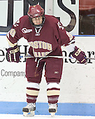 Nathan Gerbe - The Boston College Eagles defeated the Providence College Friars 4-1 on Saturday, January 7, 2006, at Schneider Arena in Providence, Rhode Island.