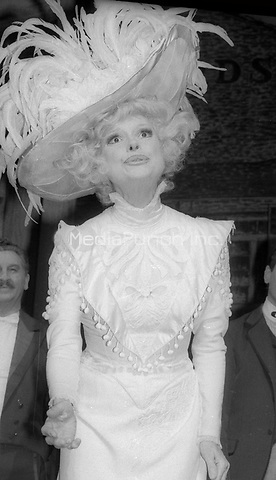 Carol Channing 1978<br /> Opening of Hello Dolly<br /> Photo By Adam Scull/PHOTOlink/MediaPunch