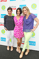 Tiffani Thiessen, Ali Wentworth and Jessica Seinfeld at the 2012 Baby Buggy Bedtime Bash hosted by Jessica And Jerry Seinfeld on June 6, 2012 in New York City. © mpi44/MediaPunch Inc. ***NO GERMANY***NO AUSTRIA***