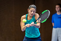 Alphen aan den Rijn, Netherlands, December 21, 2019, TV Nieuwe Sloot,  NK Tennis, Arianne Hartono (NED)<br /> Photo: www.tennisimages.com/Henk Koster
