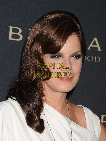 WEST HOLLYWOOD, CA- FEBRUARY 25: Actress Marcia Gay Harden arrives at the BVLGARI 'Decades Of Glamour' Oscar Party Hosted By Naomi Watts at Soho House on February 25, 2014 in West Hollywood, California.<br /> CAP/JOR<br /> &copy;Nils Jorgensen/Capital Pictures
