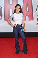 "Christina Milian<br /> at the ""Shazam!"" Premiere, TCL Chinese Theater, Hollywood, CA 03-28-19<br /> David Edwards/DailyCeleb.com 818-249-4998"