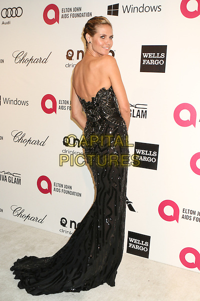 WEST HOLLYWOOD, CA - MARCH 2: Heidi Klum attending the 22nd Annual Elton John AIDS Foundation Academy Awards Viewing/After Party in West Hollywood, California on March 2nd, 2014. <br /> CAP/MPI/COR99<br /> &copy;COR99/MediaPunch/Capital Pictures