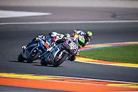VALENCIA, SPAIN - NOVEMBER 8: Lucas Mahias during Valencia MotoGP 2015 at Ricardo Tormo Circuit on November 8, 2015 in Valencia, Spain