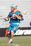 Philadelphia Barrage vs Los Angeles Riptide.Home Depot Center, Carson California.Greg Downing (#8).506P9047.JPG.CREDIT: Dirk Dewachter