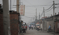 "Xiditou village is known as one of China's worse ""cancer villages"" where a reported ten percent have died from cancer."