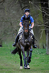 31st March 2017, Ben Patrick riding WESTLEA JUST BY CHANCE during the 2017  Belton International Horse Trials, Belton House, Grantham, United Kingdom. Jonathan Clarke/JPC Images