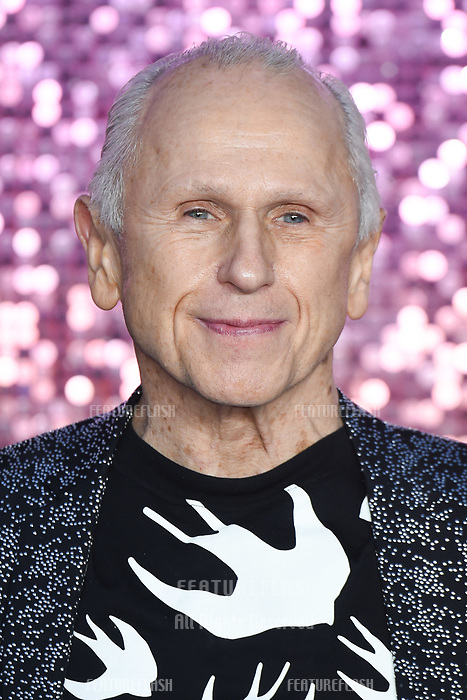 LONDON, UK. October 23, 2018: Wayne Sleep at the world premiere of &quot;Bohemian Rhapsody&quot; at Wembley Arena, London.<br /> Picture: Steve Vas/Featureflash