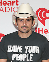 LAS VEGAS, NV - September 22:Brad Paisley  pictured at iHeart Radio Music Festival at MGM Grand Resort on September 22, 2012 in Las Vegas, Nevada. &copy; Kabik/ Starlitepics / MediaPunch Inc /NortePhoto<br />