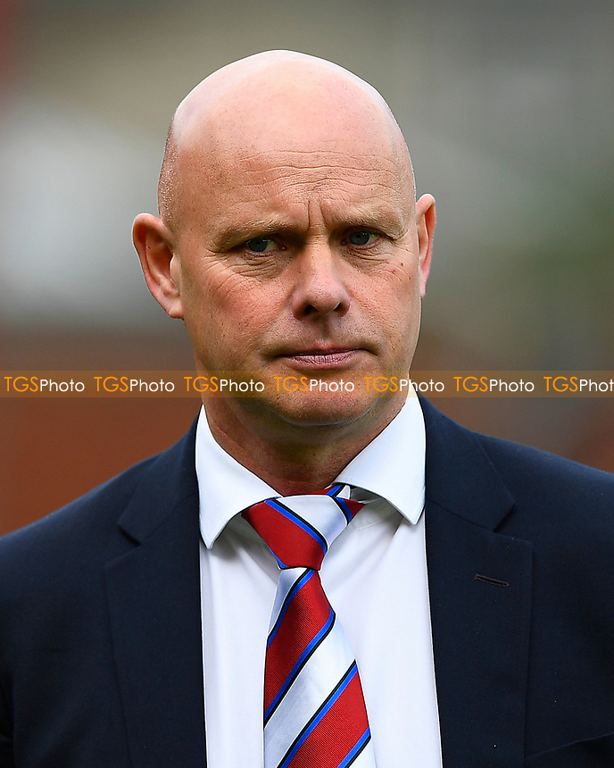 Middlesbrough Manager Steve Agnew during AFC Bournemouth vs Middlesbrough, Premier League Football at the Vitality Stadium on 22nd April 2017