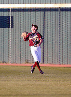 Johnny Ruettiger - 2009 Arizona State Sun Devils.Photo by:  Bill Mitchell/Four Seam Images