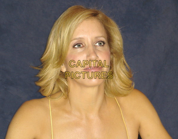 """FELICITY HUFFMAN.""""Desperate Housewives"""" press conference, Four Seasons, Los Angeles, USA..July 28th, 2006.Ref: AW.headshot portrait.www.capitalpictures.com.sales@capitalpictures.com.©Anita Weber/Capital Pictures."""