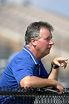 Robbie Church, Duke's head coach, on Sunday September 18th, 2005 at Koskinen Stadium in Durham, North Carolina. The Duke University Blue Devils defeated the University of San Diego Toreros 5-0 during the Duke adidas Classic soccer tournament.