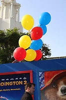 """LOS ANGELES - JAN 6:  Atmosphere at the """"Paddington 2"""" US Premiere at Village Theater on January 6, 2018 in Westwood, CA"""