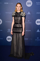 Emily Beecham at the British Independent Film Awards 2017 at Old Billingsgate, London, UK. <br /> 10 December  2017<br /> Picture: Steve Vas/Featureflash/SilverHub 0208 004 5359 sales@silverhubmedia.com