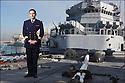 Capitaine de vaisseau Patrick Auger<br /> LE « PACHA »