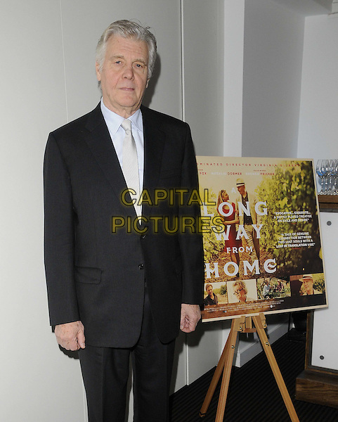 LONDON, ENGLAND - DECEMBER 07: James Fox attends the &quot;A Long Way From Home&quot; special preview screening, BAFTA, Piccadilly, on Saturday December 07,  2013 in London, England, UK. <br /> CAP/CAN<br /> &copy;Can Nguyen/Capital Pictures