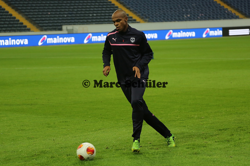 Henrique (Bordeaux) - Training Bordeaux zur Begegnung der Europa League Eintracht Frankfurt vs. Girondins Bordeaux