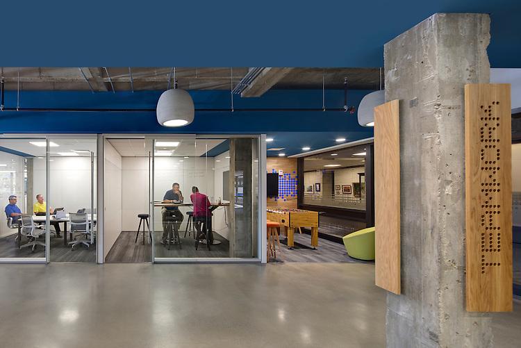 Motorists Mutual Insurance Company Innovation Center Phase One   WSA Studio