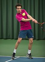 Rotterdam, Netherlands, Januari 28, 2017, ABNAMROWTT, Clubkampioenen,<br /> Photo: Tennisimages/Henk Koster