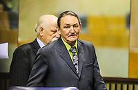 SAO PAULO, SP, 05 DE FEVEREIRO 2013 - ABERTURA ANO LEGISLATIVO - Verador Marquito (c ) durante abertura da sessão de Abertura do Ano Legislativo da Câmara Municipal de São Paulo (SP), nesta terça-feira (5). FOTO: VANESSA CARVALHO - BRAZIL PHOTO PRESS
