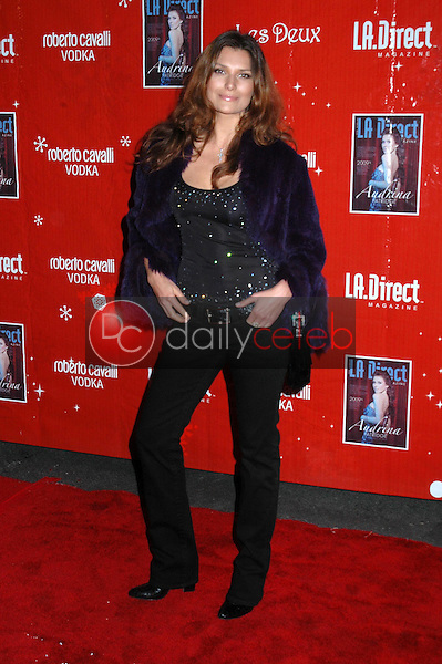 Julia Kurbatova <br /> at LA Direct's 2nd Annual 'Remember to Give' Toy Drive. Les Deux, Hollywood, CA. 12-11-08<br /> Dave Edwards/DailyCeleb.com 818-249-4998