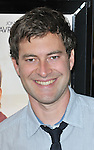 Mark Duplass at the World Premiere of People Like Us, at the Los Angeles Film Festival held at Regal Cinemas L.A. LIVE, CA. June 15, 2012