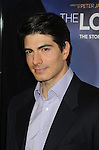 "HOLLYWOOD, CA. - December 07: Brandon Routh   attends the ""Lovely Bones"" Los Angeles Premiere at Grauman's Chinese Theatre on December 7, 2009 in Hollywood, California."