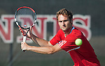 2009 NCAA Tennis: Wisconsin Badgers Men's Tennis