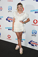 Georgia Toffolo<br /> in the press room for the Capital Summertime Ball 2018 at Wembley Arena, London<br /> <br /> ©Ash Knotek  D3407  09/06/2018