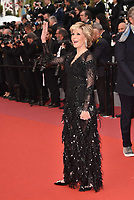Jane Fonda<br /> CANNES, FRANCE - MAY 13: Arrivals at the screening of 'Sink Or Swim (Le Grand Bain)' during the 71st annual Cannes Film Festival at Palais des Festivals on May 13, 2018 in Cannes, France. <br /> CAP/PL<br /> &copy;Phil Loftus/Capital Pictures