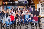 Jonathan Clarke Killarney celebrated his 30th birthday with his family and friends in Reidy's bar Killarney on Saturday night