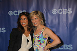"Blue Bloods - Jennifer Esposito & Another World Amy Carlson ""Amy Watts"" at the CBS Upfront 2011 on May 18, 2011 at Lincoln Center, New York City, New York. (Photo by Sue Coflin/Max Photos)"