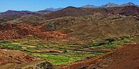 Green Valley, Central atlas, Morocco 2013