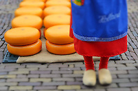 Alkmaar cheese market,  The Netherlands The Netherlands