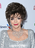 06 October 2018 - Beverly Hills, California - Joan Collins . 2018 Carousel of Hope held at Beverly Hilton Hotel. <br /> CAP/ADM/BT<br /> &copy;BT/ADM/Capital Pictures