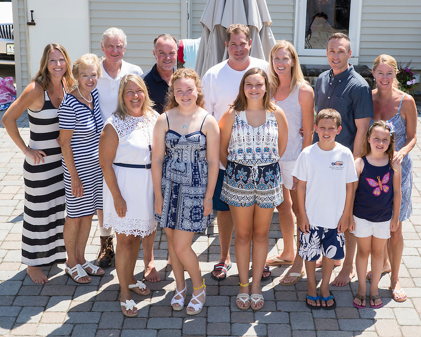 Sauer family photos shot on Sun., July 17, 2016 in Manasquan.