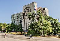 HAVANA, CUBA, 23.07.2015 –  Vista da praça da Revoluçăo em Havana, Cuba.(Foto: Paulo Lisboa/Brazil Photo Press)