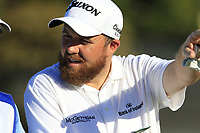Shane Lowry (IRL) on the 5th tee at Pebble Beach course during Friday's Round 2 of the 2018 AT&amp;T Pebble Beach Pro-Am, held over 3 courses Pebble Beach, Spyglass Hill and Monterey, California, USA. 9th February 2018.<br /> Picture: Eoin Clarke | Golffile<br /> <br /> <br /> All photos usage must carry mandatory copyright credit (&copy; Golffile | Eoin Clarke)