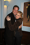 """Guiding Light's Robert Bogue joins fiance Mandy Bruno as she stars in """"I Hate Hamlet"""" presented by the Harbor Light theater Company on November 19, 2010 at the Snug Harobr Cultural Center, Staten Island, New York. (Photo by Sue Coflin/Max Photos)"""